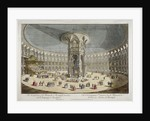 The Rotunda in Ranelagh Gardens, Chelsea, London by Thomas Bowles