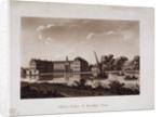 The Royal Hospital and Ranelagh House, Chelsea, London by Anonymous