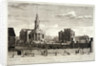 North west view of St Paul's, Deptford, London by Anonymous