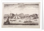 View of the Royal Hospital, Chelsea, London by Anonymous
