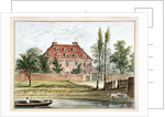View of Baumes House, Hoxton, London by CH Matthews