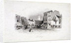 View of Mare Street, Hackney, London by