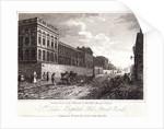 View of St Luke's Hospital, Old Street, Finsbury, London by Thomas Higham