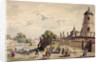 View of New River Head, Finsbury, London by Anonymous