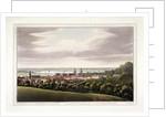 View of Greenwich, London by Joseph Constantine Stadler