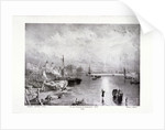 The River Thames at Greenwich, London by