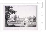 The Royal Hospital School, Greenwich, London by W Bligh Barker