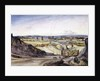 General view of Hampstead, London by