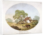 General view of Hampstead, London by Francis Jukes