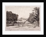 General view of Hampstead, Hampstead, London by Augustus Wall Callcott