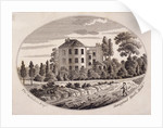 Hill House, Hampstead Heath, Hampstead, London by
