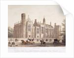 Lincoln's Inn, Holborn, London by