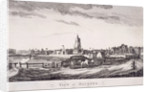 General view of Hackney, London by