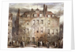Sheriffs Court, Red Lion Square, Holborn, London by George Sidney Shepherd