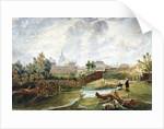 Pentonville, Islington, London by George Hollis