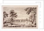 South view of Kensington, London by Anonymous