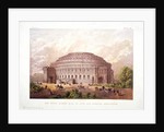 Albert Hall, Kensington, London by Kronheim & Co