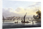 Vauxhall Bridge, Lambeth, London by Anonymous