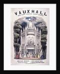Vauxhall Gardens, Lambeth, London by Anonymous