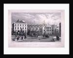 St Andrew's Place, Regent's Park, Marylebone, London by William Radclyffe