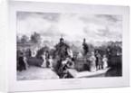 Zoological Gardens, Regent's Park, Marylebone, London by George Scharf