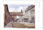 Wash house court, Charterhouse, London by