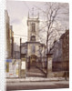St Olave Jewry, London by