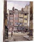 Aldersgate Street, London by John Crowther