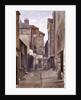 Cloth Fair, London by John Crowther