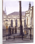 Stationers' Hall, London by
