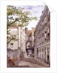 White Horse Inn, Fetter Lane, London by John Crowther