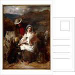 Too young to be married by Thomas Faed