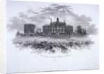Smallpox Hospital, Battle Bridge (now King's Cross), London by William Woolnoth