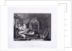 The idle 'prentice returned from sea..., plate VII of Industry and Idleness 1833 by S Davenport