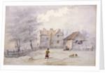 Morgan's Farm, Kentish Town, London by George Shepheard