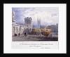 West Smithfield, London by Shelley