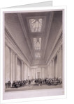 Hall of Commerce, Threadneedle Street, London by