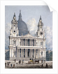 St Paul's Cathedral, London by George Shepherd