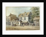 Castle Tavern, Old Kent Road, London by George Scharf