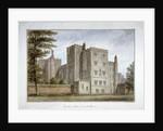 Lollard's Tower, Lambeth Palace, London by