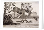 A Cockney at a Fox Hunt by Anonymous