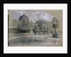 The Tuileries, Paris, France by Sir John Gilbert