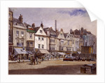 Whitechapel High Street, Stepney, London by John Crowther