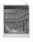 Mansion of Sir Richard (Dick) Whittington in Hart Street, Crutched Friars, London by John Thomas Smith