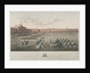 Scene of Honourable Artillery Company, City Road, Finsbury, Islington, London by