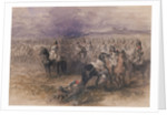 French cavalry by Sir John Gilbert