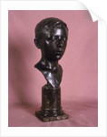 Head of a boy, 1891? by James Nesfield Forsyth