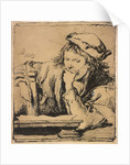 Young Man with a Book by
