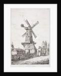 Windmill, Lambeth, London by