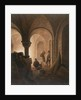 Crypt of St Mary-le-Bow, London by
